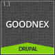 Goodnex - Responsive Drupal 7 Theme - ThemeForest Item for Sale