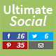 Ultimate Social Deux - CodeCanyon Item for Sale