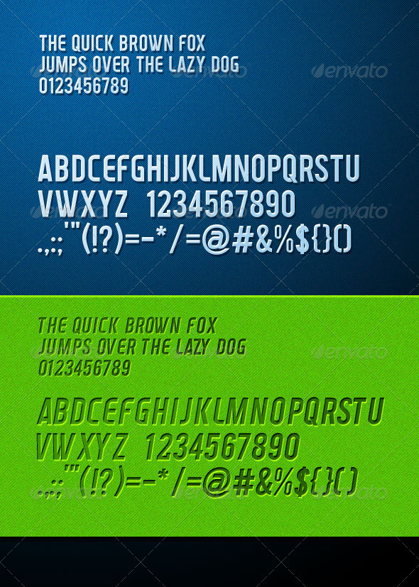 Venderburg TrueType Font - Fonts 