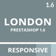 London - Premium Prestashop Theme - Blog 1.5 & 1.6 - ThemeForest Item for Sale