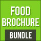 Food Brochure Bundle 1 - GraphicRiver Item for Sale