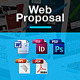 Web Proposal for Web Design Project - GraphicRiver Item for Sale