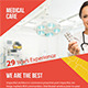 Corporate Health Care Flyer - GraphicRiver Item for Sale