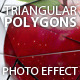 Photo 3D Polygon Effect - GraphicRiver Item for Sale