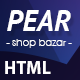 Pear - Responsive E-Commerce HTML Template V1.1 - ThemeForest Item for Sale
