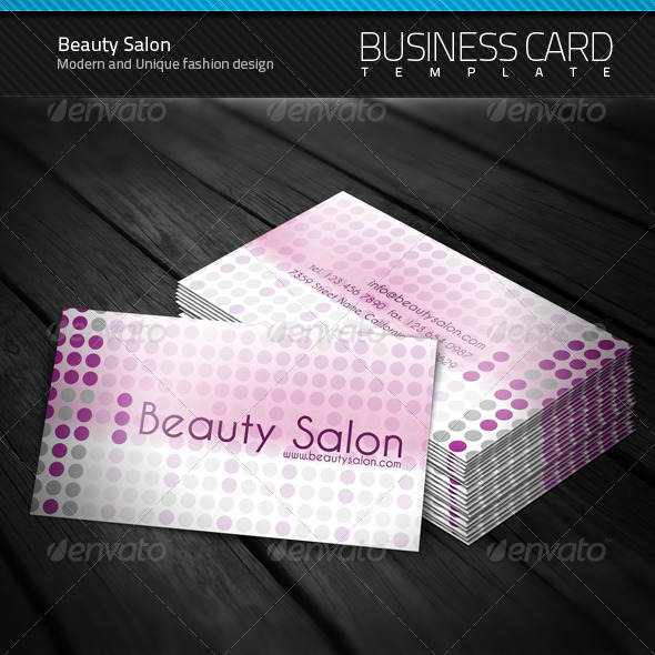 Hotfile Beauty Salon Poster Flyer Psd