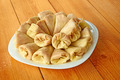 Stuffed cabbage rolls on the wooden table - PhotoDune Item for Sale