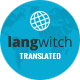 Langwitch: Responsive Multi-Purpose & Translated - ThemeForest Item for Sale