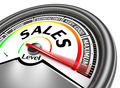 sales conceptual meter - PhotoDune Item for Sale