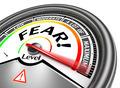 fear conceptual meter - PhotoDune Item for Sale