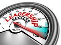 leadership success conceptual meter - PhotoDune Item for Sale