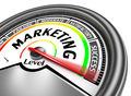 marketing conceptual meter - PhotoDune Item for Sale