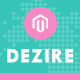 Dezire - Premium Responsive Magento Theme - ThemeForest Item for Sale