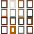 Set of wooden frames - PhotoDune Item for Sale