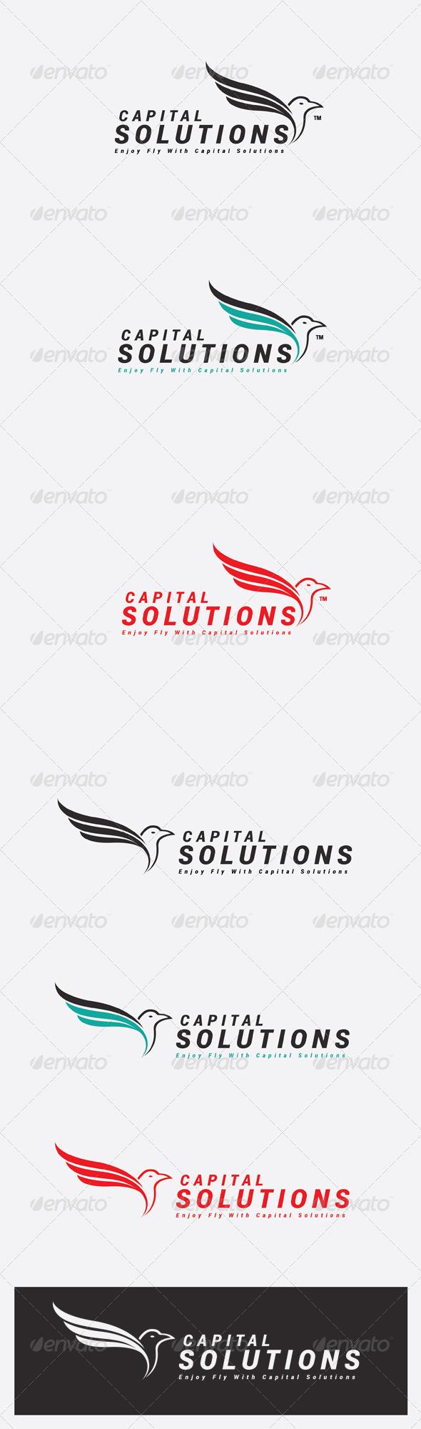 GraphicRiver Financial Logo 7397622