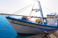 Javea Xabia fisherboats in port at Alicante Spain - PhotoDune Item for Sale