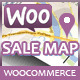 Woocommerce Sales Map - CodeCanyon Item for Sale