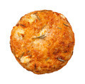 Round Focaccia isolated - PhotoDune Item for Sale