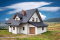 New family house in the mountains - PhotoDune Item for Sale