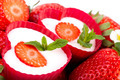 Yogurt Strawberries - PhotoDune Item for Sale
