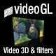 videoGL: 3D HTML5 video player with filters - CodeCanyon Item for Sale