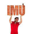 IMU, Italian tax. Property Tax. - PhotoDune Item for Sale