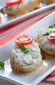 Cottage cheese bruschettas - PhotoDune Item for Sale