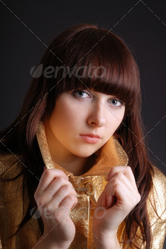 Portrait of the teenage girl - PhotoDune Item for Sale