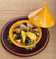 Tajine with chicken, Moroccan food - PhotoDune Item for Sale