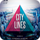 City Lines Flyer - GraphicRiver Item for Sale