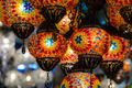 Traditional turkish mosaic lanterns - PhotoDune Item for Sale