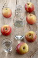 hungarian palinka made from apple - PhotoDune Item for Sale