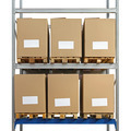 Warehouse shelving boxes - PhotoDune Item for Sale