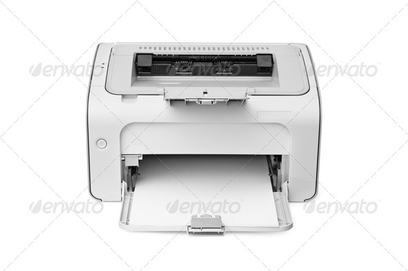 Stock Photo - PhotoDune laser printer 826806