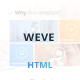 Weve - Responsive Metro Style HTML/CSS Template - ThemeForest Item for Sale