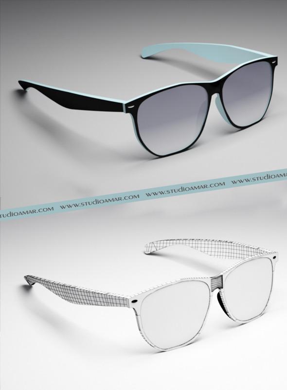 3DOcean Spax 3D Model 7440929