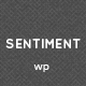 Sentiment - Retina Responsive Multi-Purpose Theme - ThemeForest Item for Sale