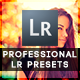 25 Professional Pro Presets - GraphicRiver Item for Sale