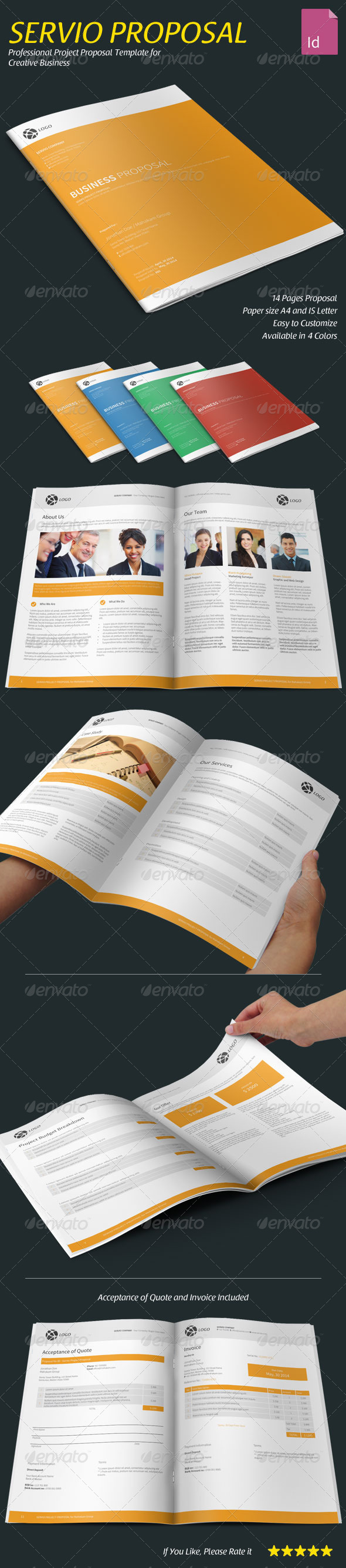 GraphicRiver Servio Proposal 7397019