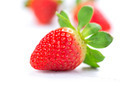 Strawberry isolated on a white background - PhotoDune Item for Sale