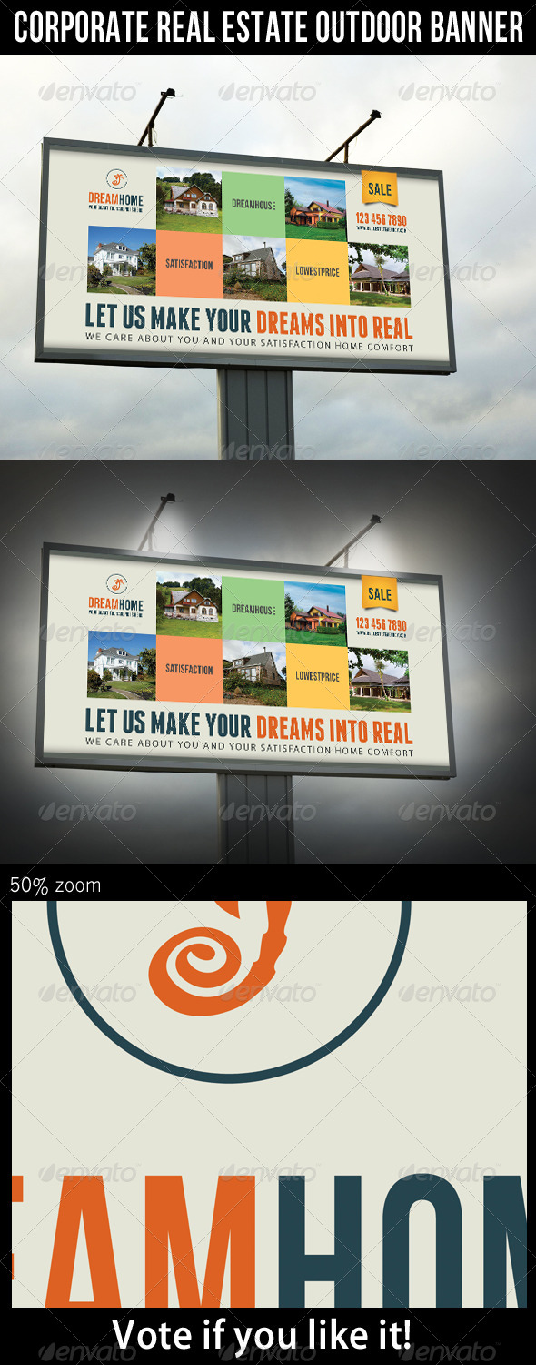 GraphicRiver Corporate Real Estate Outdoor Banner 04 7451503