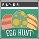 Egg Hunt Easter Celebration - GraphicRiver Item for Sale
