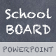 School Board - Creative Powerpoint Template - GraphicRiver Item for Sale