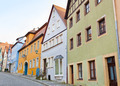 Typical houses in Rothenburg ob der Tauber - PhotoDune Item for Sale