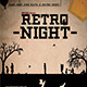 Retro Night V13 - GraphicRiver Item for Sale
