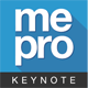 MEPRO - Keynote Presentation Template - GraphicRiver Item for Sale