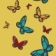 Seamless Butterfly Pattern - GraphicRiver Item for Sale