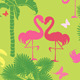 Set of Seamless Patterns with Palm Trees - GraphicRiver Item for Sale