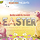 Easter Party - Premium Party Flyer - GraphicRiver Item for Sale