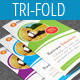 Multipurpose Business Tri-Fold Brochure Vol-19 - GraphicRiver Item for Sale